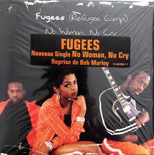 Fugees (Refugee Camp) CD Single No Woman, No Cry - Europe (EX+/EX+)
