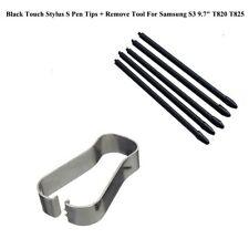 5 Ersatzminen Spitzen Tip/Nibs für Samsung Galaxy Tab S3 T820 T825 Schwarz GE
