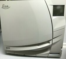 Lisa 500 Autoclave In Functional Condition
