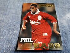 PHIL BABB Trading card MERLIN'S PREMIER GOLD 1996/97