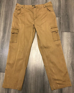Cabela's Men's Cargo Khaki Camping Pants Size 40/32