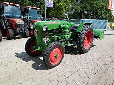 Oldtimer Traktor Bungartz T5