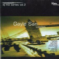 Fine AUDIO DJ MIX SERIES VOL. 2-Gayle San-Londra-CD techno-tbfwm
