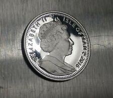 Platinum Fine 2016 Isle Of Man 1/10 oz .999.5  Noble Proof Coin
