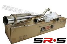 SRS 05-08 06 07 CHEVY COBALT SS STAINLESS CATBACK EXHAUST 2.0L / 2.4L