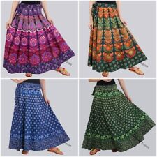 Wholesale Lots Handmade Gypsy Handmade Long Summer Wear Beach Indian Skirts