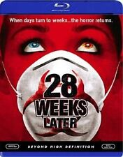 28 Weeks Later With Robert Carlyle Blu-ray Region 1 024543471103