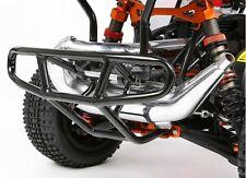 Alloy Rear Bumper Fit 1/5 RC HPI KM RV Baja 5B 5T 5SC Rc Car Upgrade Parts