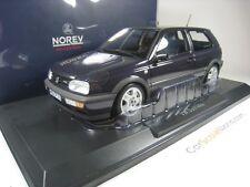 VOLKSWAGEN GOLF VR6 MK3 1996 1/18 NOREV (PURPLE)