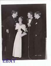Nick Adams Natalie Wood Robert Wagner VINTAGE Photo candid 1957