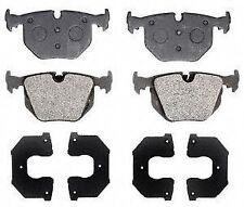 ACDelco 17D683M Rear Semi Metallic Brake Pads