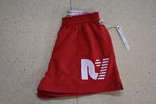 "RY25 REBEL YELL ""RY Essential"" Gym Zumba Pilates Yoga Athletic Shorts RED SMALL"