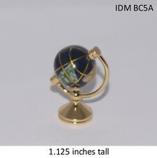 Fancy Gemstone Globe Dollhouse Miniatures 1:12 Scale