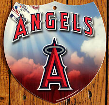 Licensed MLB Los Angeles Angels Interstate Sign Wall Decoration