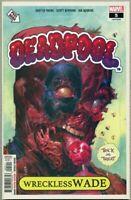 Deadpool #5-2018 nm 9.4 Standard cover Garbage Pail Kids Homage Nic Klein