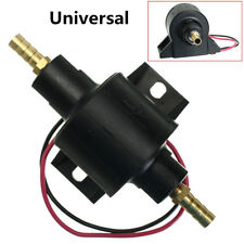 12V Electric Universal Fuel Pump 12V Car Diesel Petrol Facet Posi Flow Style 8mm