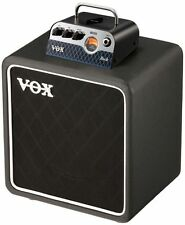 Vox MV50 Rock Guitar head and BC108 Cab Set