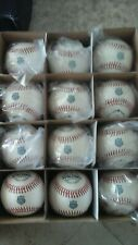 12 Aau Spalding new baseballs 10 in wrapper still. 2 out of wrapper but brand n