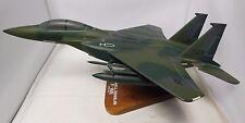 McDonnell Douglas F-15E Strick Eagle Model 1/48 Scale  Fighter Jet USA Airforce