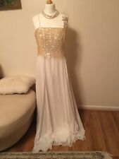 Joyce Young ex sample wedding dress size 14