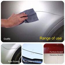 Universal Auto Car Scratch Paint Repair Remove Nano Cloth Reusable Polishing BLK