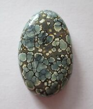 43.10 ct 100% Natural Vista Grande Variscite Cabochon Gemstone, # CD 051