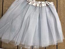 Girls Kids Children Fancy Tutu Lace Tulle Petti Ballet Dressup Costume skirt