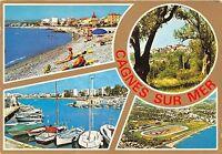 BR1464 France Cagnes sur Mer multi vues