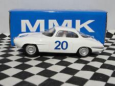 MMK Alfa Romeo Sprint Speciale Blanco #20 exclusivo theslotoutlet le 1:32 Ranura