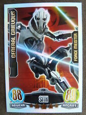Force Attax Star Wars Serie 1 (2012), General Grievous (239), Force Meister