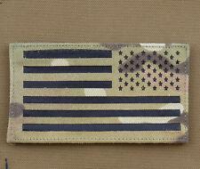 "IR Cordura Laser Cut Patch ""American / USA Flag Mult Rv"" with VELCRO® brand hook"
