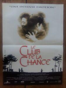 Poster The Club de La Luck Wayne Wang Oliver Stone Production 40x60cm