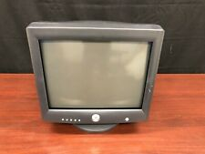 "Dell M782 CRT Monitor 17"" Color Screen VGA Connection"