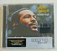 MARVIN GAYE : WHAT'S GOING ON (1971 DETROIT MIX !) ♦ DELUXE 2 CD - MANY BONUS ♦