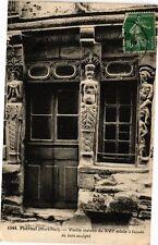 CPA  Ploérmel (Morbihan) - Vieille maison du XVI siécle á facade de bois(209850)
