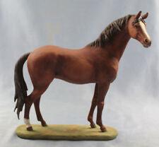 Pferd Asta figur porzellan porzellanfigur pferdefigur Kaiser 1980 limitiert