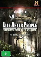 Life After People - The Series : Season 2 (DVD, 2011, 3-Discs)  BRAND NEW ... R4