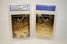 MICHAEL JORDAN 1996-97 Skybox EX-2000 Gold Card GOLD BORDER - Graded GEM MINT 10