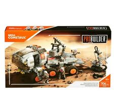 Mega Construx Probuilder Space Rover Expedition Building Set (9 piece)