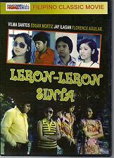 LERON - LERON SINTA  ! ~ ( PILIPINO Classic MOVIE ! ) ~ ( Love Story ) ~ DVD