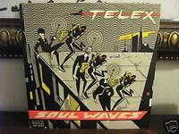 TELEX-SOUL WAVES part one/instrumental-NUOVO MAI SUONAT