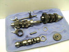 #3318 Kawasaki KZ650 Transmission & Miscellaneous Gears / Shift Drum & Forks