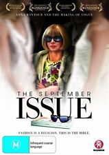 The September Issue (DVD, 2010) - Region 4