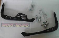 BLACK HAND BRUSH GUARDS MOTORCYCLE BIKE MX MOTO X ENDURO ATV 22mm 7/8