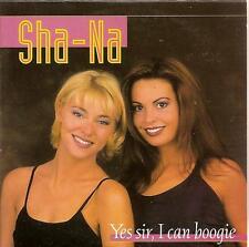 SHA-NA - yes sir i can boogie CDS!! eurodance BACCARA