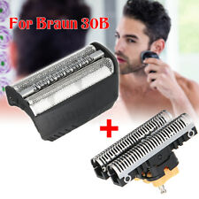 Cutter Blade + Shaver/Razor Foil Replacement For BRAUN 30B 310 330 340 195S 🇦🇺