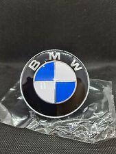BMW Emblem Logo Ø 82mm Vorne Hinten E36 E46 E90 E91 E92 E60 E39 X1 X5 X3 E34 F30