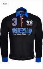LA MARTINA New Men's  Long-Sleeve Polo Shirt 4XL !!! LIQUIDATION !!!