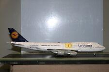 Inflight200 Wbdabvh 1 200 Diecast Boeing B747-400er Lufthansa Happy 50th
