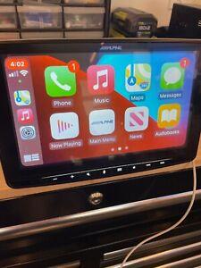 "Alpine iLX-F309 Halo9, 9"" Audio & Video receiver Apple CarPlay/AndroidAuto"